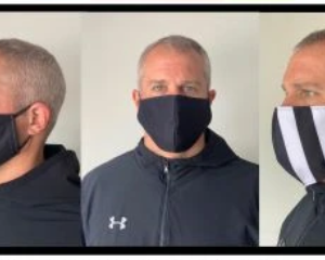 Reusable Cloth Face Masks by Smitty
